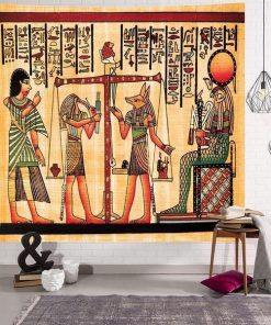 Ägyptischer Wandbehang