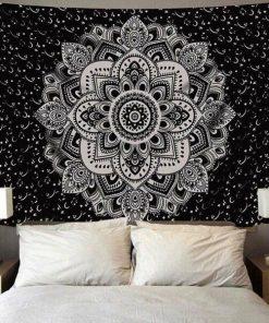 Mandala Wandbehang